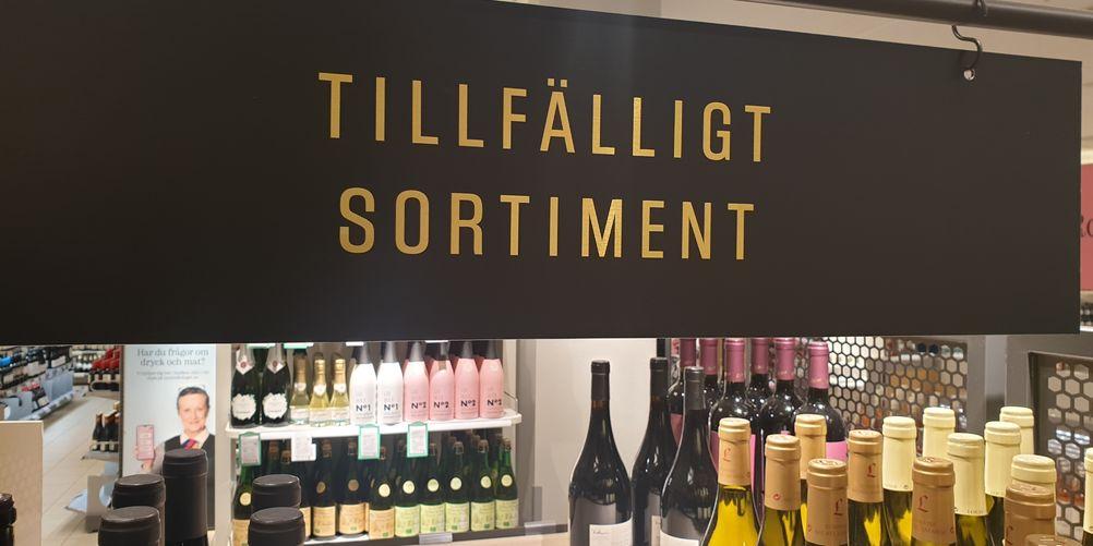 Nyhetslanseringen 16 mars | Systembolagets TS-lansering vin