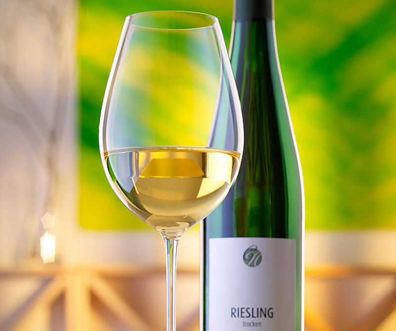 Toppval bland rieslingvinerna-vinbanken