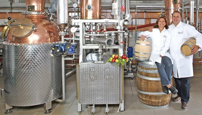 Norrtelje Brenneri för destillat med stil