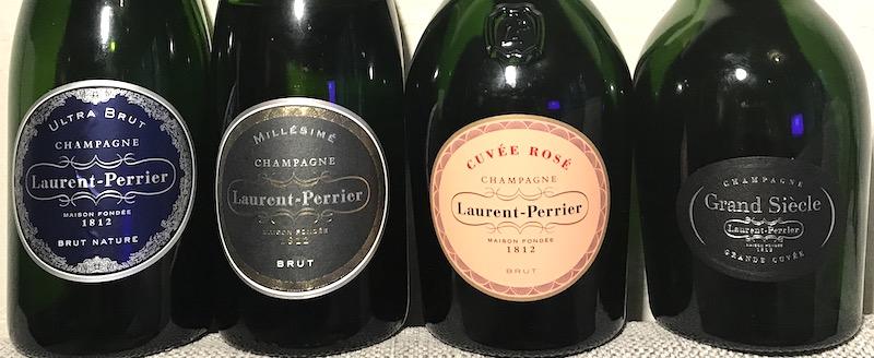 Laurent-Perrier – ett av de stora champagnehusen-vinbanken