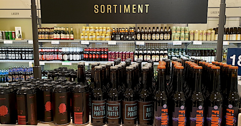 Olnyheter i Systembolagets fasta sortiment 1 dec-vinbanken