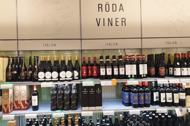 Topp 10 | röda viner över 250 kr för fest och present