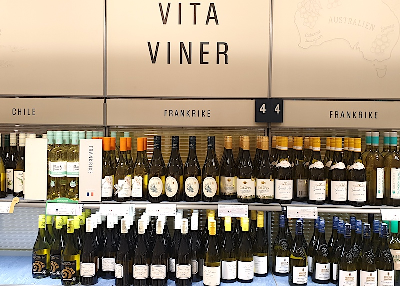 Topp 10 | vita viner över 250 kr bäst-i-test 2020
