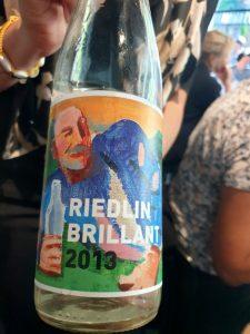 Vinbanken-recension-Riedlin Brillant - tyskt druvdestillat av klass