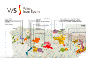 vinkarta-ribera-del-dureo-spanien-vinbanken