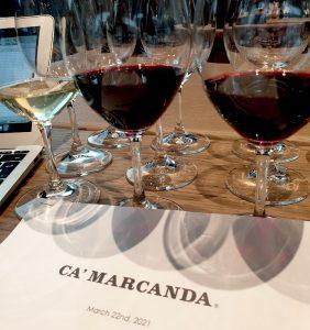 ca'marcanda i Bolgheri Toscana-vinbanken
