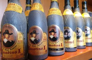 vertikalprovning-faustino-I-Gran-Reserva-1964-2010-vinbanken