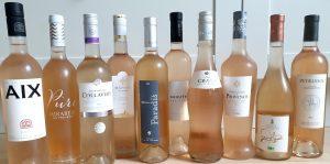 vinprovning-vins-de-provence-rosé-vinbanken