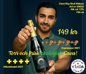 Cava-Roy-Vinbanken