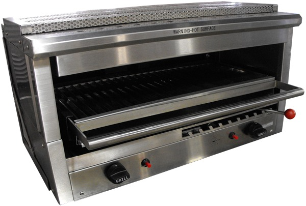 Salamanders | Vulcan Catering Equipment