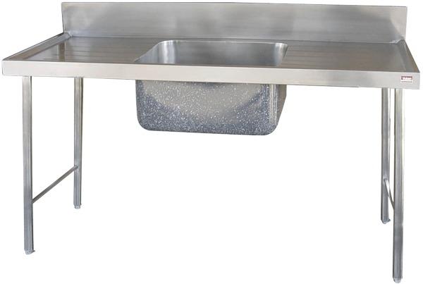 SCBS Single Bowl Preparation Sink