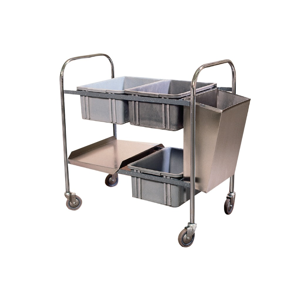 Dish Clearly Trolley DCT-D