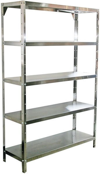 "Econo Shelving - Storage Shelving 'Econo"" Construction"