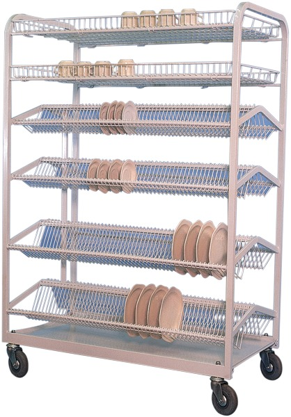 Racking - Wire Type Racks - Crockery Racks (Illustrated)