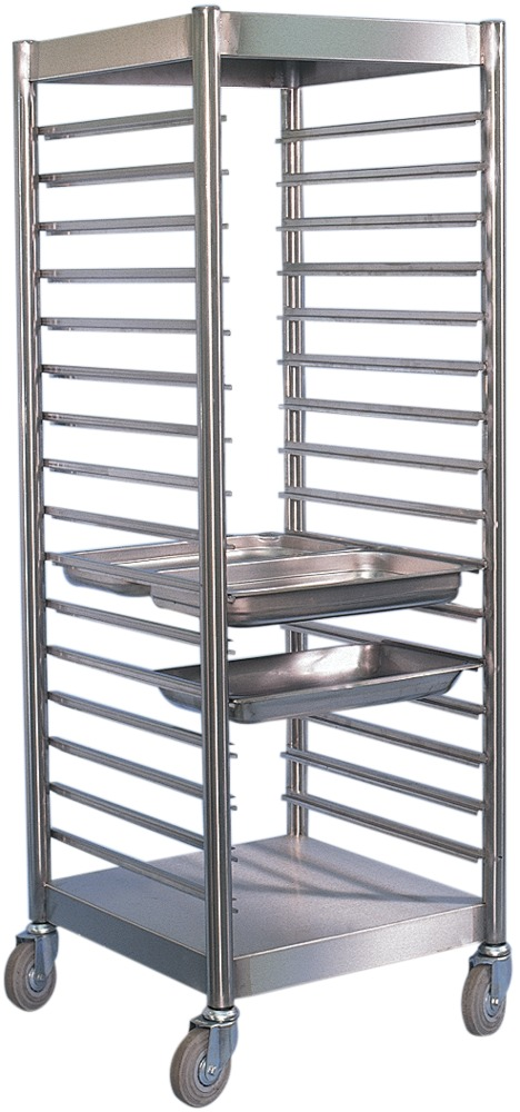 Racking - Mobile Cold Room Trolley