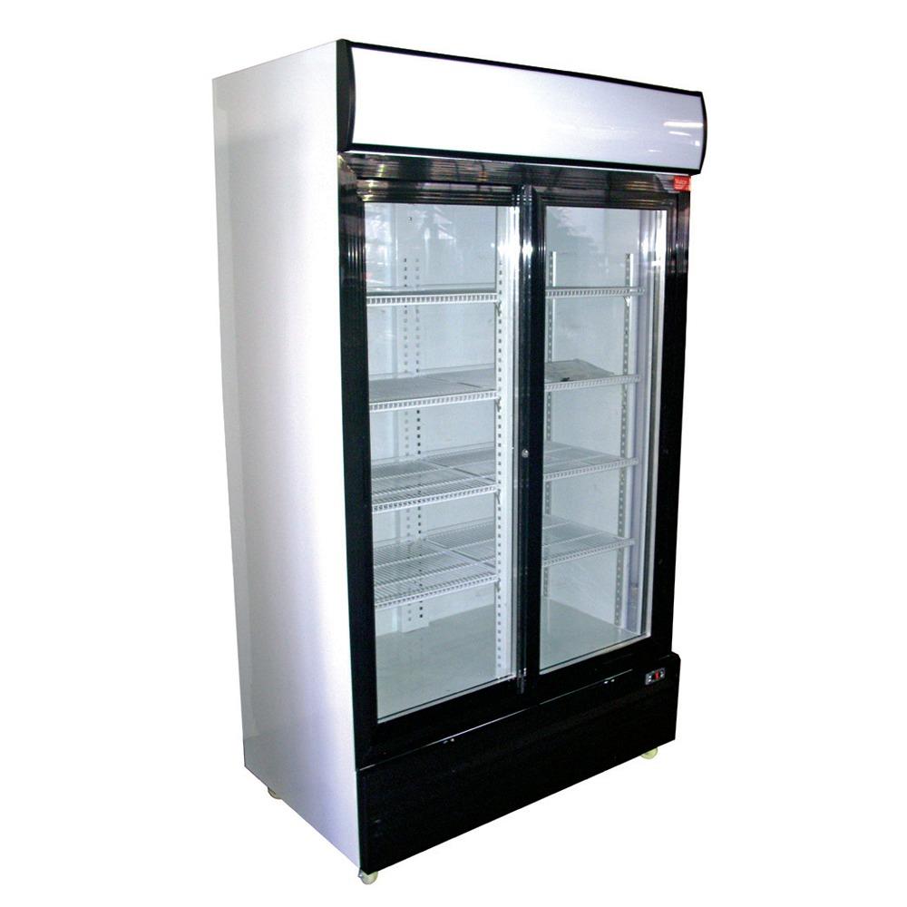 Vulcan Upright Coolers - Sliding Doors