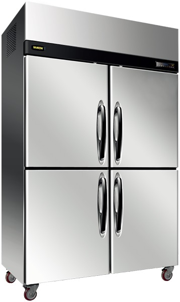 Upright Half Door Refrigerators - RA Series