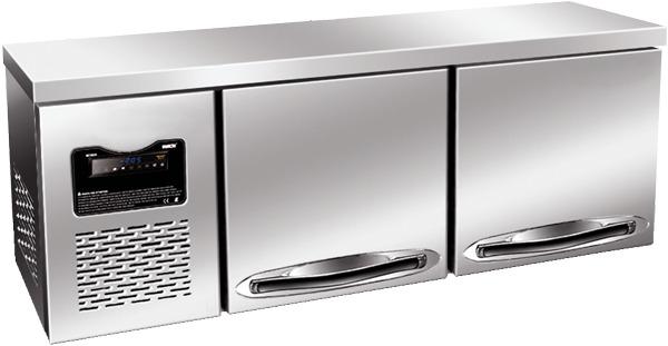 Wall Mounted Refrigerator Solutions - WA Series