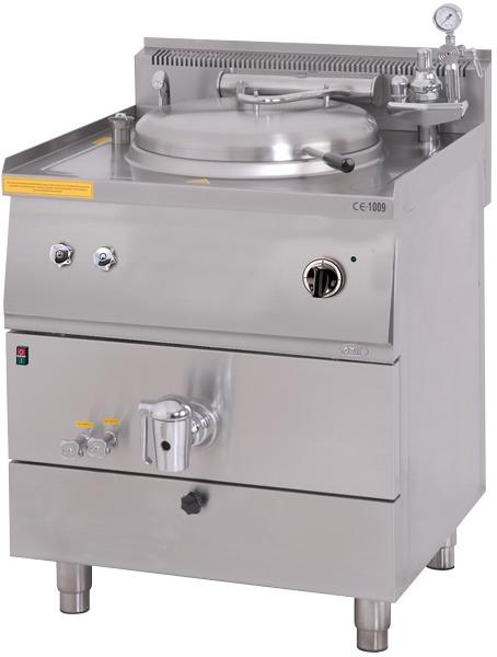 OKTEI 80 - 80 Litre Boiling Pan