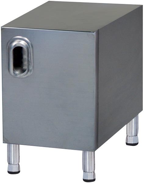 Cabinet Base C/W Doors Heated