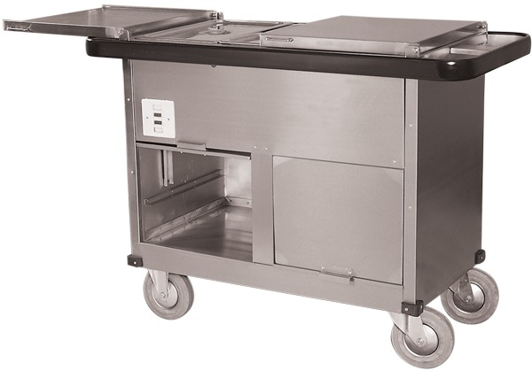 Hospital Trolleys - Hospital Food Service Trolley HFT