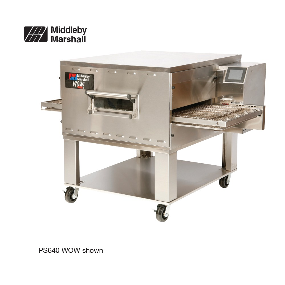 Middleby Marshall PS540 - Electrically Heated Conveyor Oven