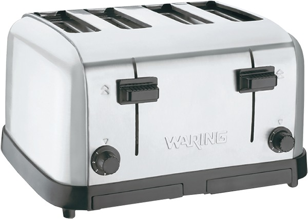 Waring Medium Duty 4-Slot Toaster