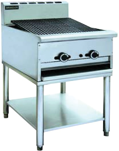 BB90L & BB60L Barbeque Charbroiler