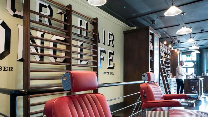 Sams Barber Shop Wall Grid Image Main Alt