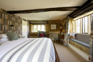 Room 1 at The Broadway Hotel in Worcestershire