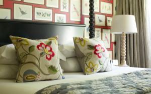Oak Room at The Bay Tree Hotel in Burford