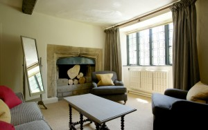 Acorn Room at The Bay Tree Hotel, Burford
