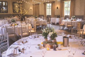 Wedding Breakfast at Hare and Hounds Hotel