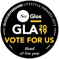 SoGlos GLA Vote For Us - Hotel
