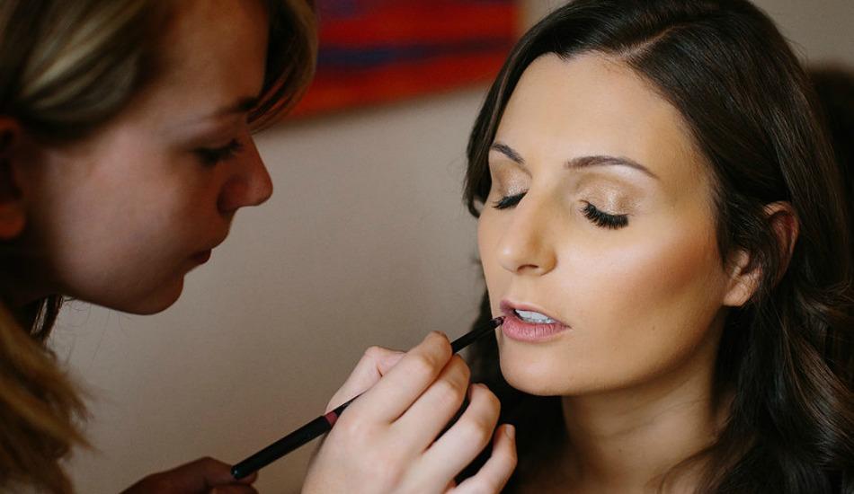 bridal makeup oxford