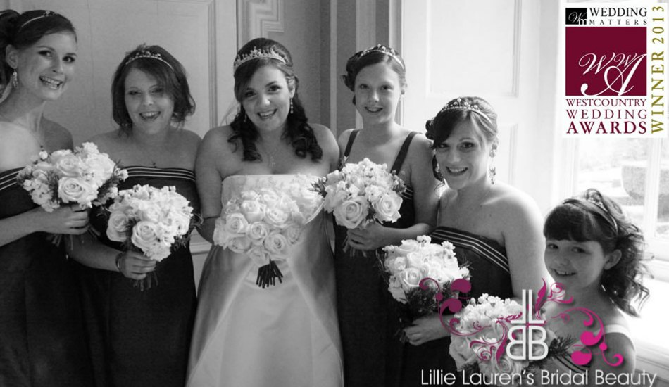 wedding bridal makeup plymouth south west