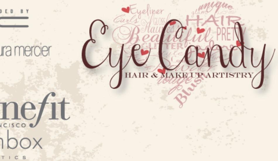 Bridal Hair Specialist & Makeup Artist Sharon Dawson 'Eye Candy'