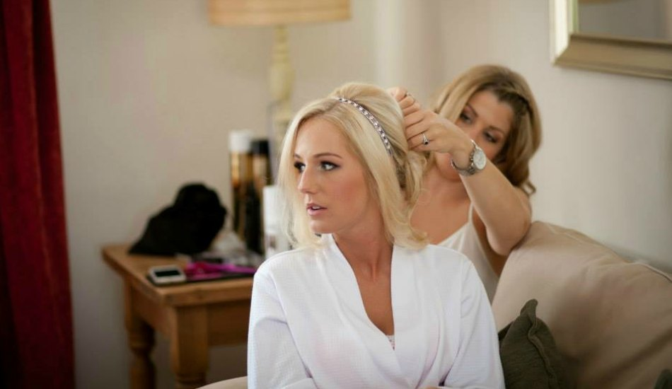 kimberley brook wedding hair and makeup bradford