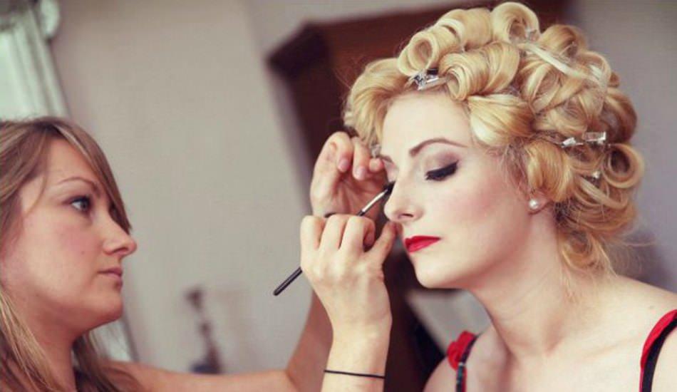 makeup artist manchester