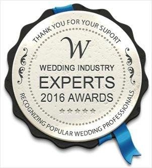 Wedding Industry Expert Award