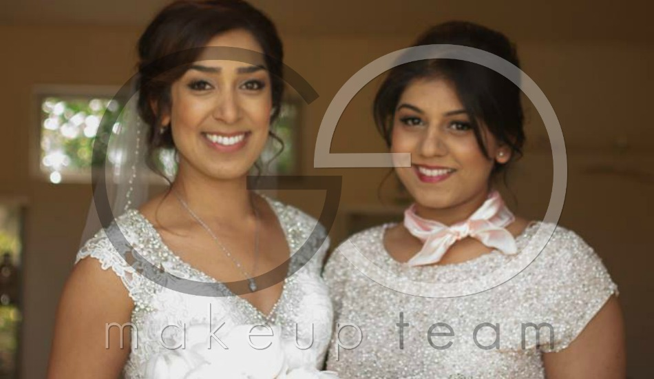 wedding bridal makeup artist