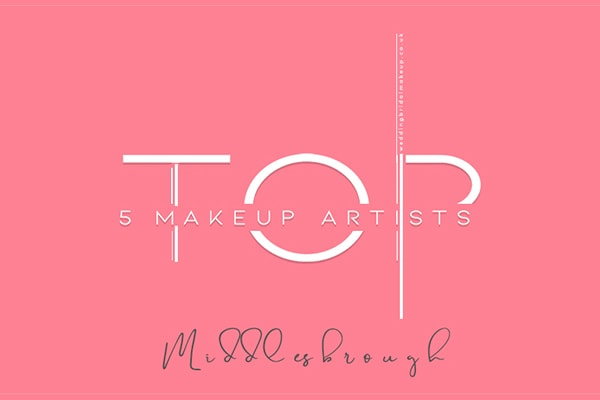 makeup artist middlesbrough
