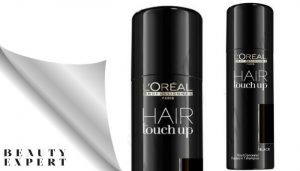 L'OREAL PROFESSIONNEL HAIR TOUCH UP - BLACK (75ML)