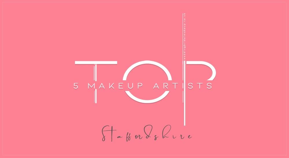 wedding makeup artist stafford