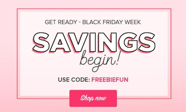 Benefit Cosmetics Black Friday Deal 2018