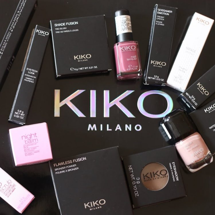 KIKO Milano Black Friday Deal 2018 [ 3 products for free]