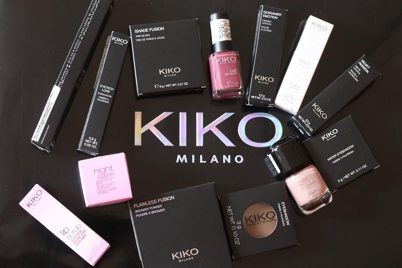 kiko milano doioscount code saving