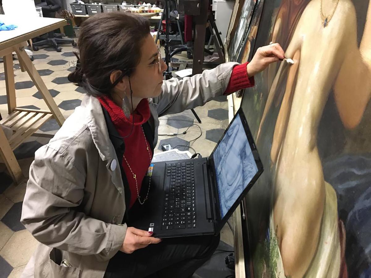 laura-menegotto-painting-restorers-milano-profile