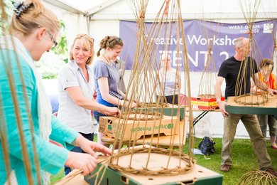 Arts and Craft Festival 2018 West Dean College of Arts and Conservation