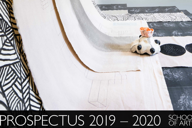 School of Arts Prospectus 2019 - 2020